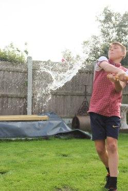 Water Balloon Shoot