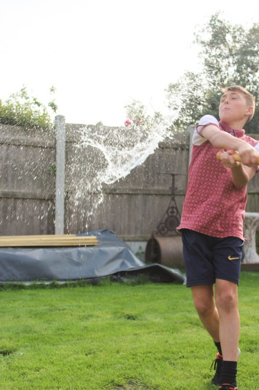 Water Balloon Shoot